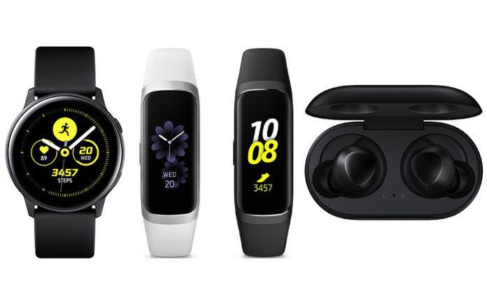 Smartklockor från Samsung 3